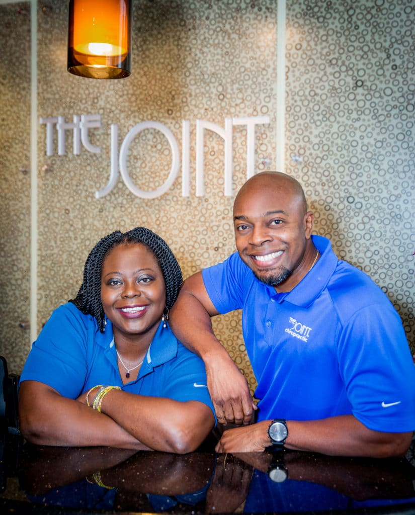 Fatima Bangura Bradley Pittman - The Joint Chiropractic Katy, Texas