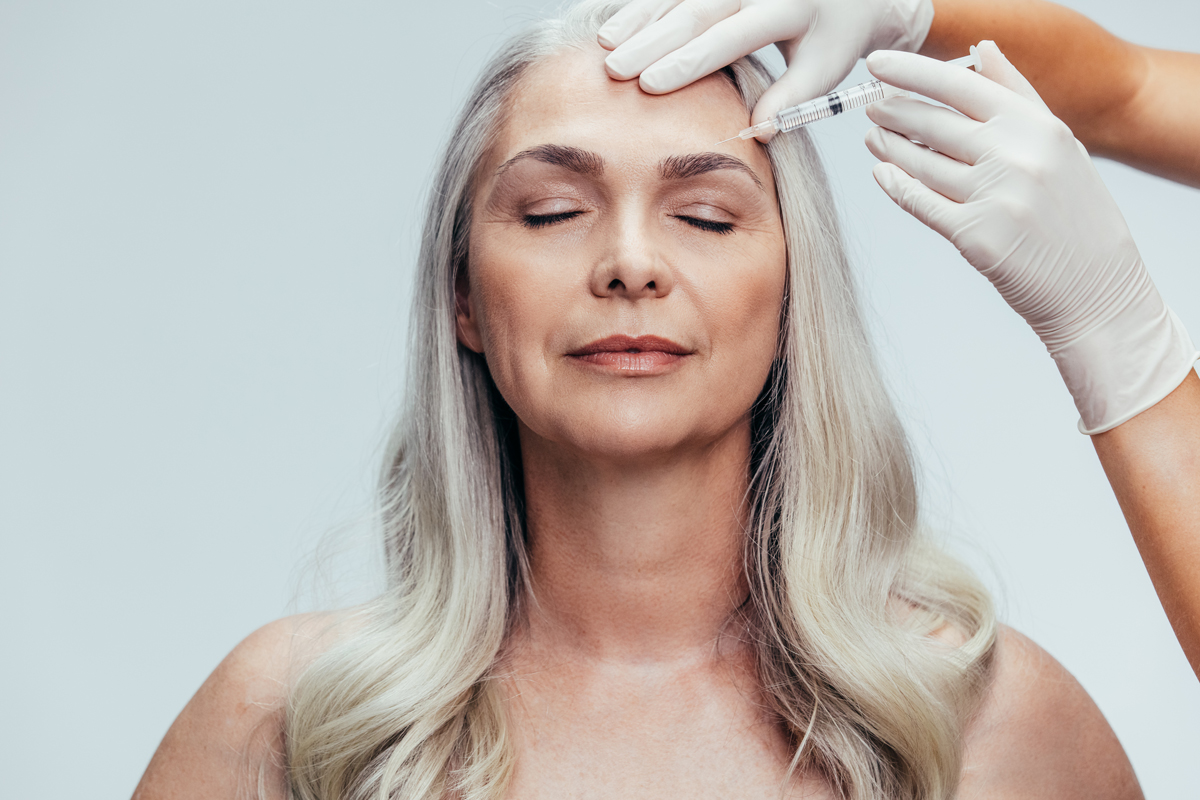 The benefits of injectable wrinkle reducers and dermal fillers
