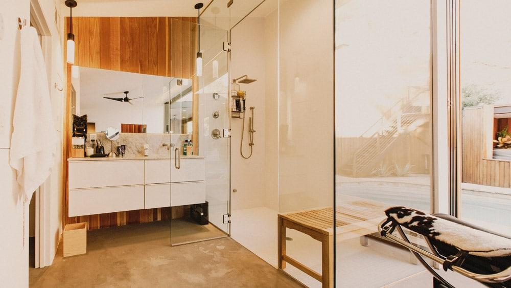 mater bathroom mid-century modern bathroom