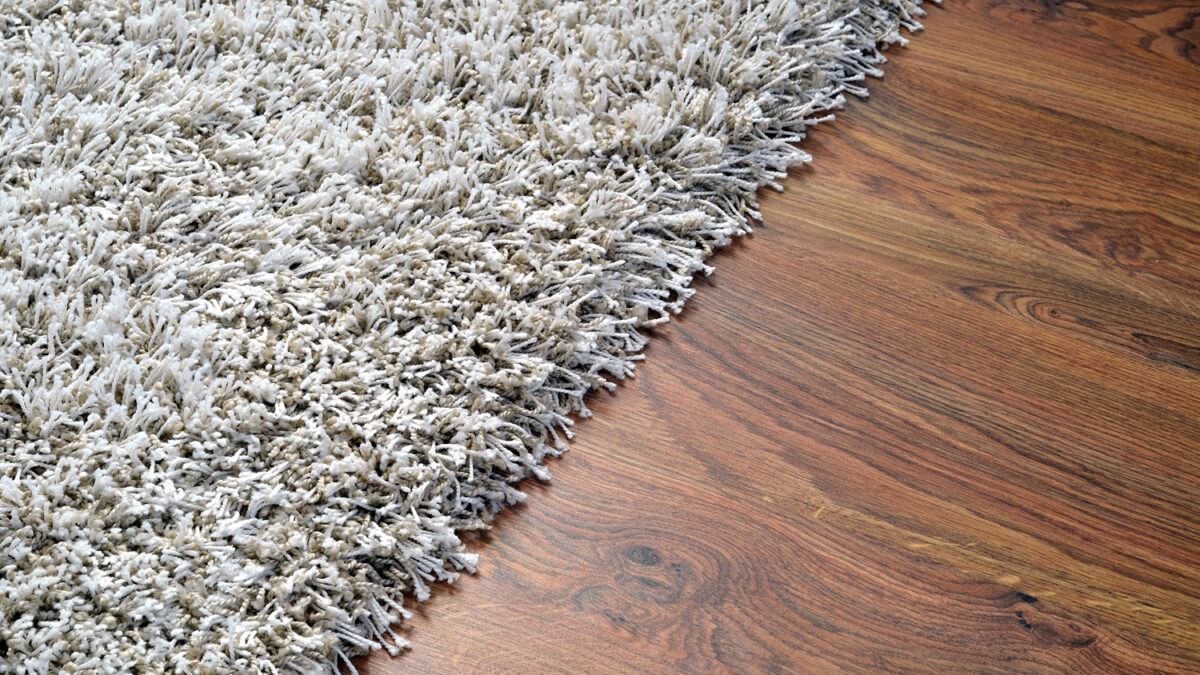 pros and cons of hardwood and carpet flooring