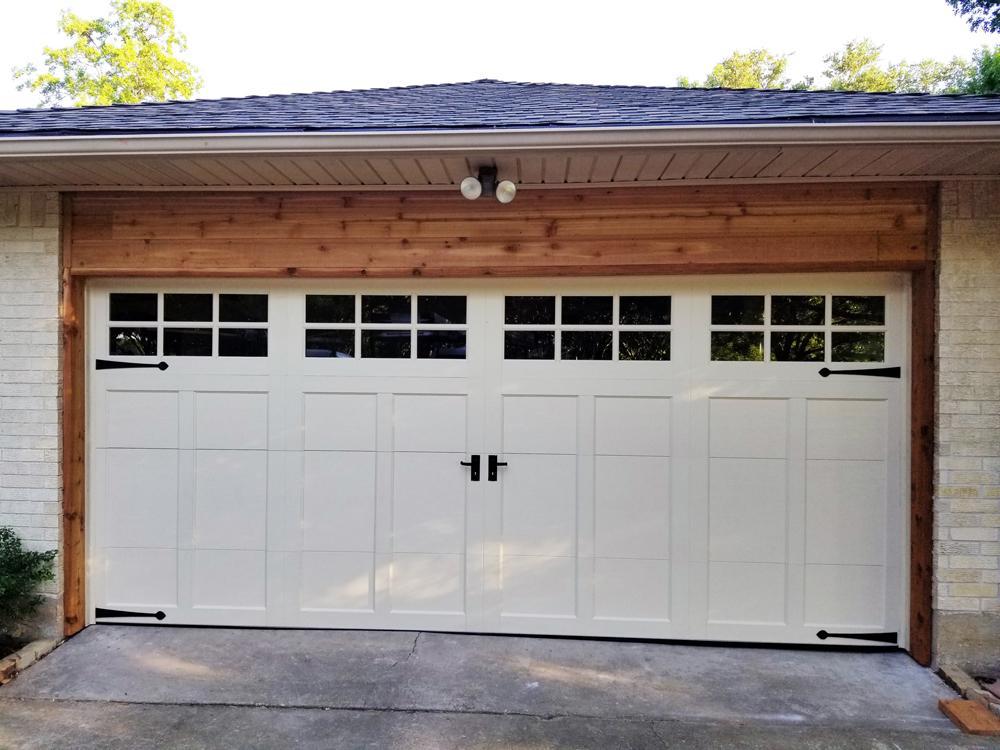 mckinney texas garage door repair installation