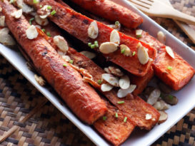 carrot side dish recipe