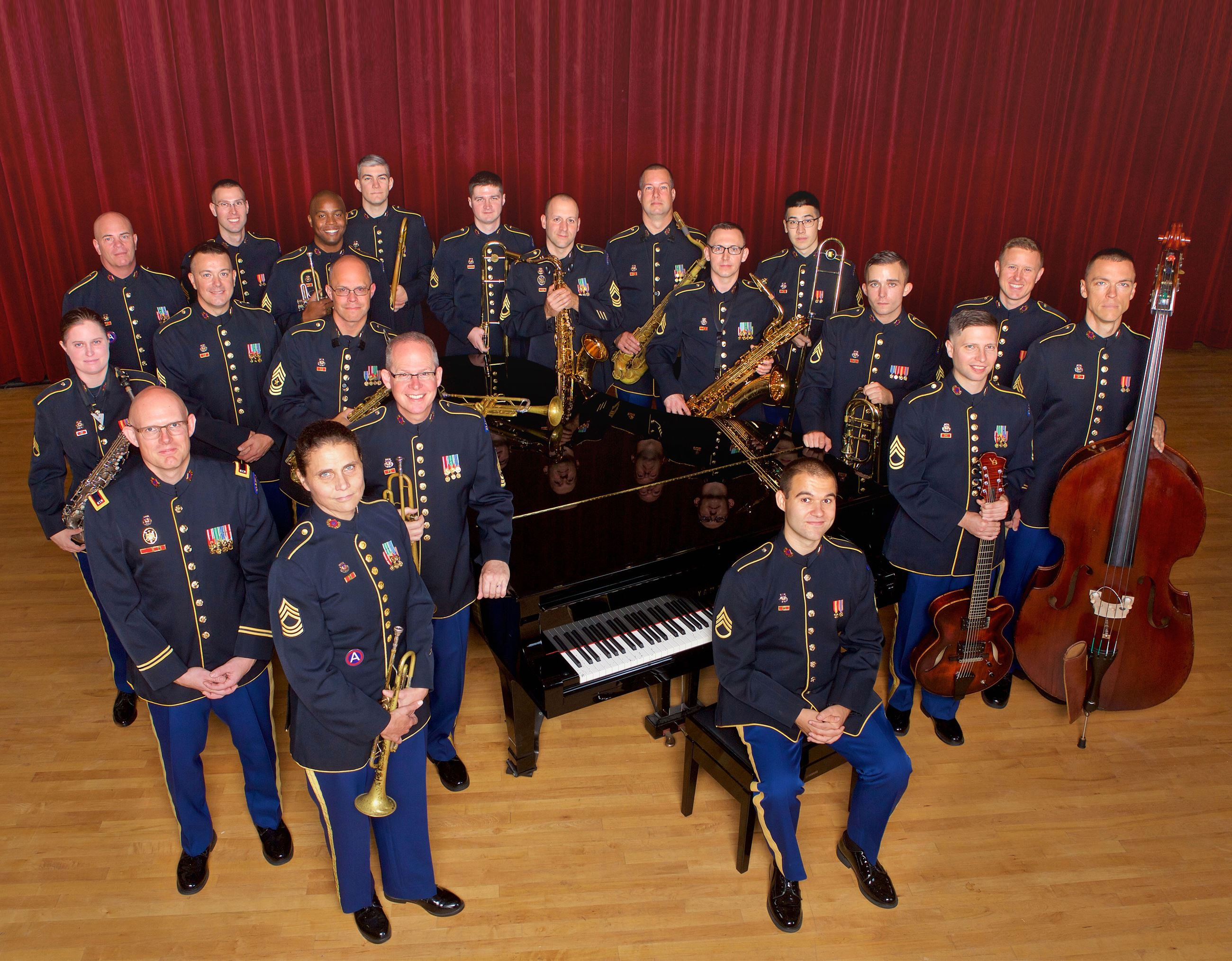 Jazz Ambassadors of the U.S. Army Field Band