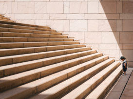 Taking on leadership roles in the church