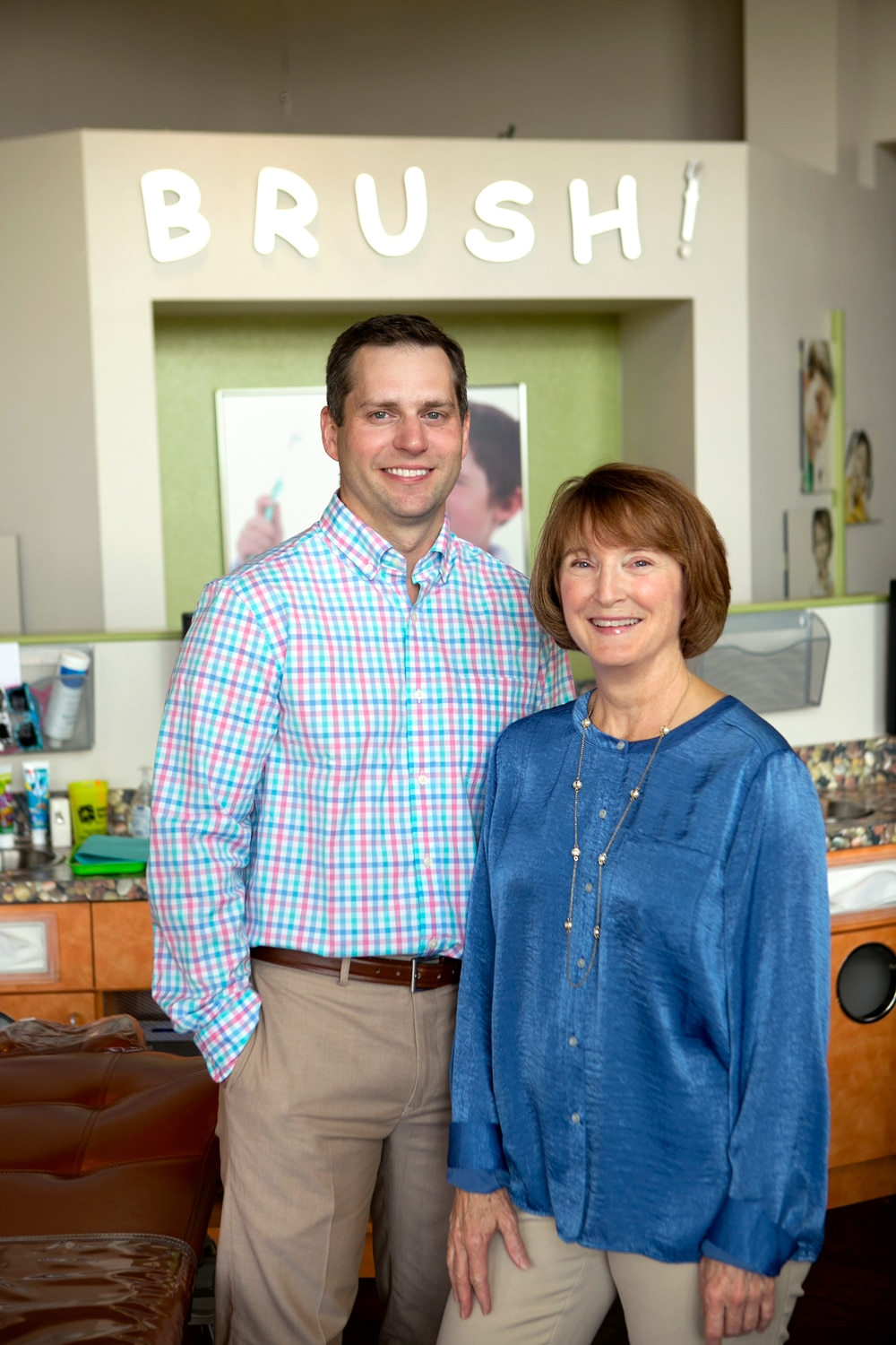 Pediatric Dentistry of Mansfield Danny Wright, DDS and Deborah C. Sullivan, DDS, MS