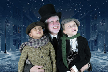 NTPA Repertory Theatre will present Scrooge the Musical