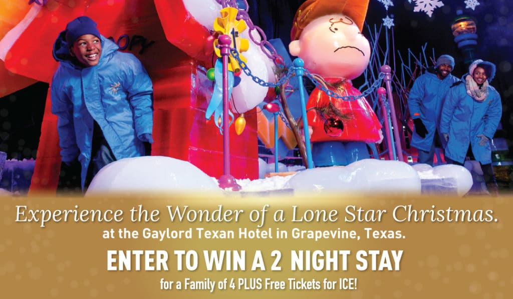 Gaylord Christmas Giveaway
