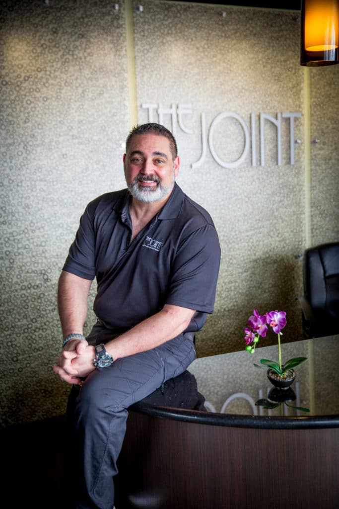 Jason Basile The Joint Chiropractic